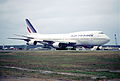 49bp - Air France Boeing 747-3B3 (M); F-GETB@SXM;04.02.1999 (6115674051).jpg