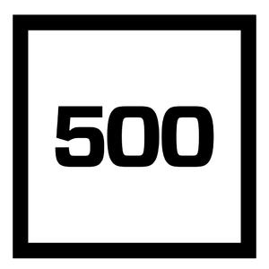 500 Startups - Image: 500 Startups logo