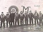 518 Squadron RAF Halifax crew AWM P01181.003.jpg