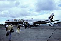 N709TW - B752 - Delta Air Lines
