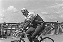 51ste Tour de France 1964 Cees van Espen tijdens training, Bestanddeelnr 916-5802.jpg