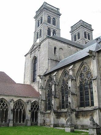 Roman Catholic Diocese of Verdun - Verdun Cathedral and Cloister