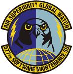 577 Software Maintenance Sq emblem.png