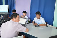 5th Waray Wikipedia Edit-a-thon 18.JPG