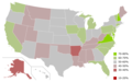 6 Year Graduation Rate by US States.png