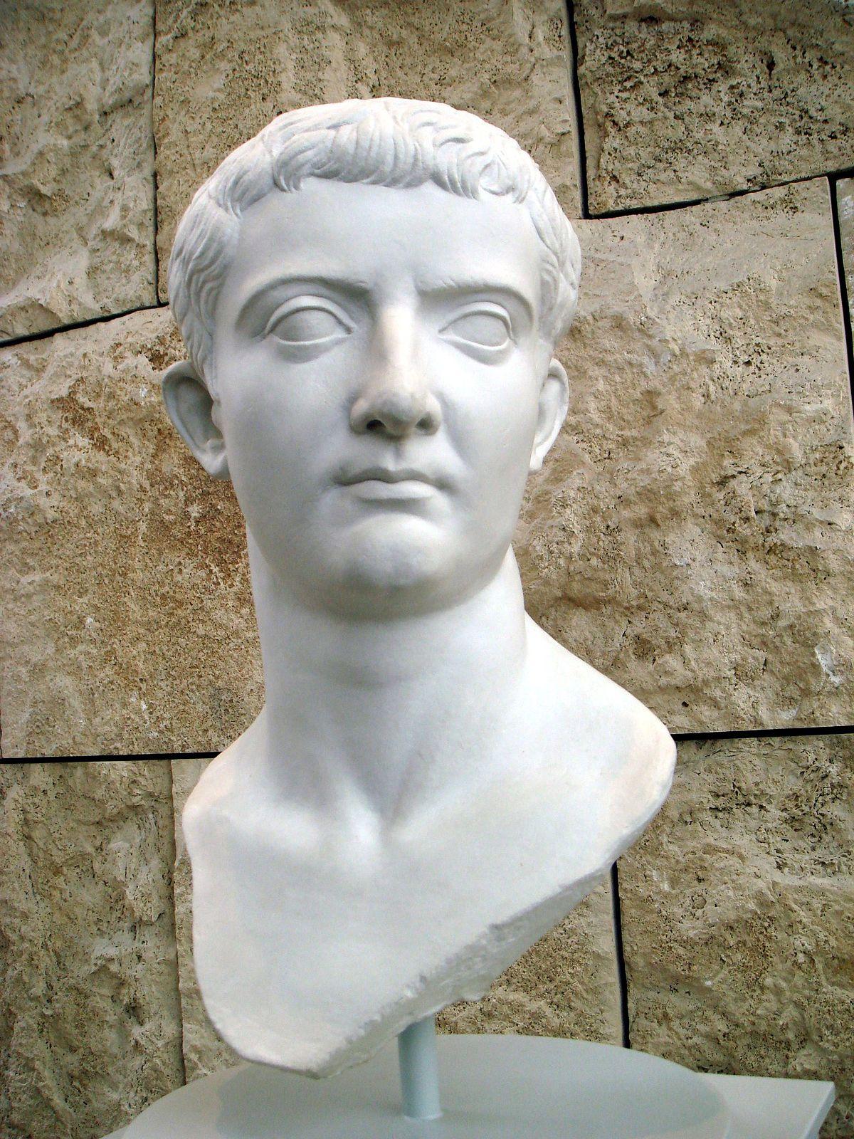 Tiberio - Wikipedia, la enciclopedia libre