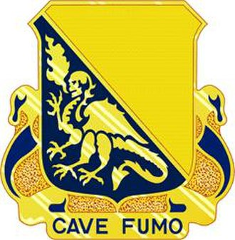 3rd Chemical Brigade (United States) - Image: 84 Chem Bn DUI