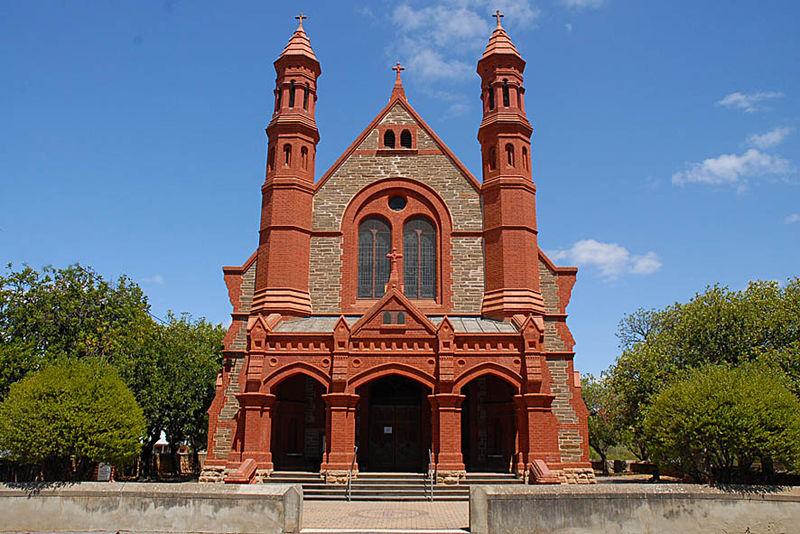 File:8 Porter Street, Peter & Paul Roman Catholic Church ...