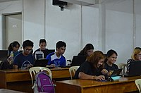 8th Waray Wikipedia Edit-a-thon 11.JPG