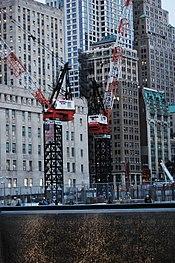 911 Memorial, construction.jpg