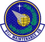 91 Maintenance Sq emblem.png
