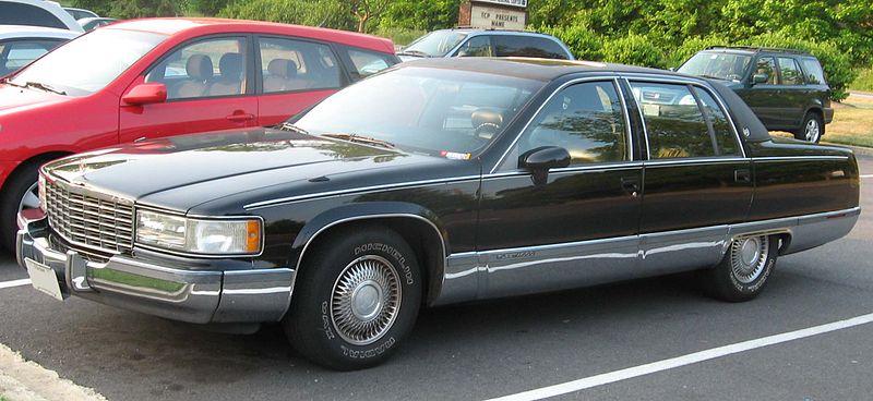 800Px 93 96 Cadillac Fleetwood