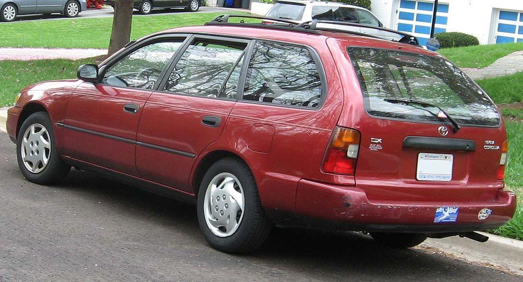 Toyota Corolla Dx Tuning - Fotos de coches - Zcoches