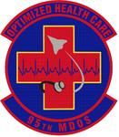 95 Medical Operations Sq emblem.png