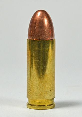 9×23mm Steyr - Image: 9x 23mm Steyr