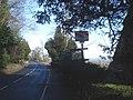 A449 at St Wulstan's Church - geograph.org.uk - 754046.jpg