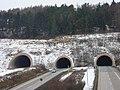 A71 Erfurt-Schweinfurt. Tunnel bei Behringen (465m). - geograph.org.uk - 8598.jpg