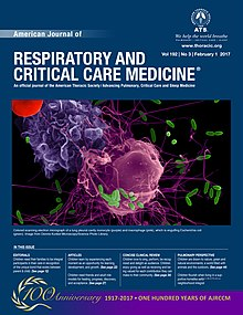 Картинки по запросу American Journal of Respiratory and Critical Care Medicine