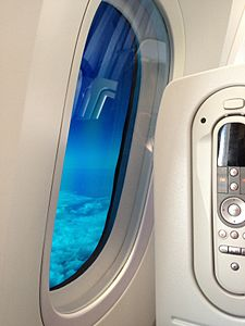 ANA Boeing 787-8 Dreamliner electrochromic window.jpg