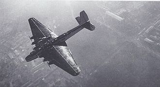 Aviation between the World Wars - The Tupolev-designed Maksim Gorky, the largest fixed-wing aircraft built anywhere before World War II