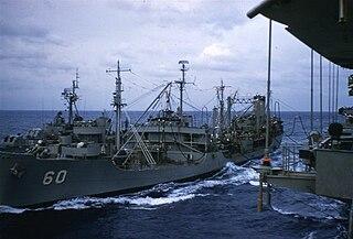 USS <i>Nantahala</i> (AO-60)