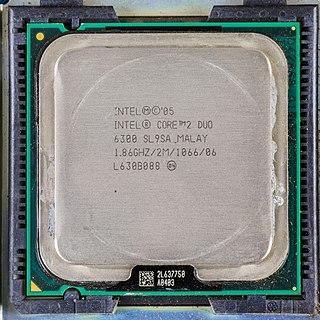 Conroe (microprocessor) Code name for several Intel processors