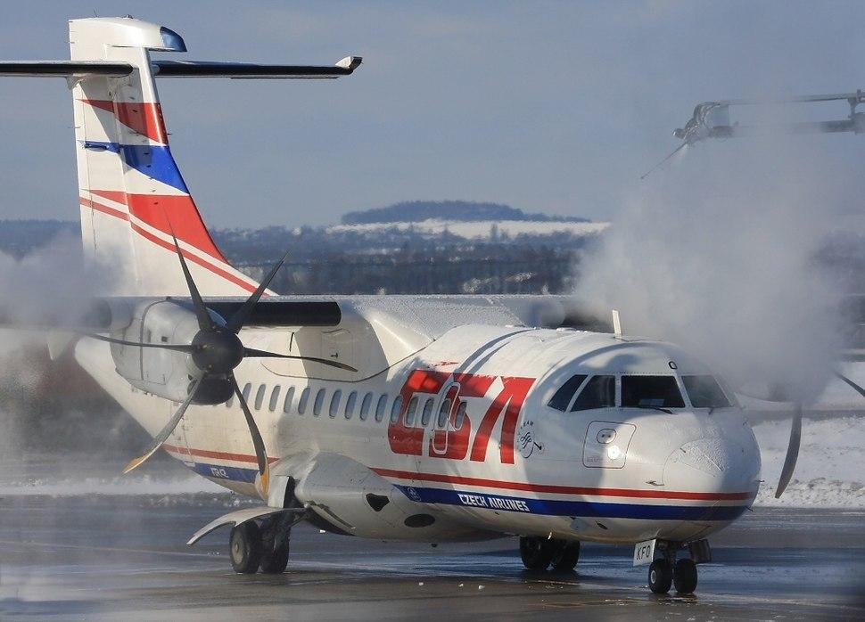 ATR ATR-42-500, CSA - Czech Airlines AN1658735