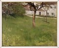 A Garden in Grez (Georg Pauli) - Nationalmuseum - 22314.tif