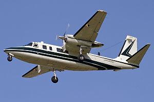 Iranian Police Aviation - Image: A Iranian police Aero Commander 690