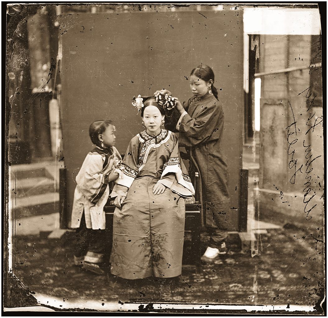 image gallery manchu hair