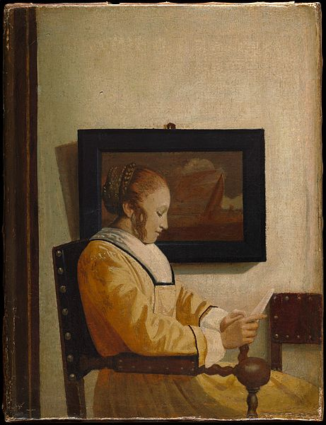 File:A Young Woman Reading MET DP143178.jpg
