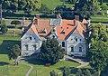 A beledi Barthodeiszky-kastély a levegőből.jpg