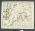 A chart of the Atlantick Ocean from Buttons Island to Port Royall. NYPL484218.tiff