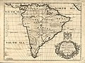 A new map of South America, shewing it's general divisions, chief cities & towns; rivers, mountains etc. LOC gm71005433.jpg