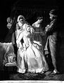 A sick lady addressing her husband, and being nursed by thre Wellcome L0019893.jpg