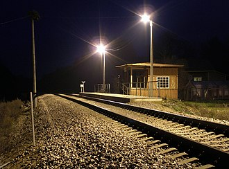 Puka Parish - Image: Aakre stop, 2006 11