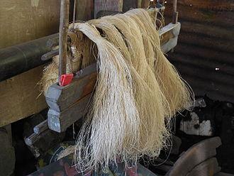 Romblon - Abaca weaving in Banton