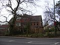 Abandoned building on Winchester Road - geograph.org.uk - 1184763.jpg