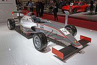 Abarth Tatuus F4 T014 - Mondial de l'Automobile de Paris 2014 - 001.jpg