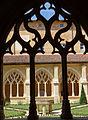 Abbaye de Cadouin - Cloître -01.JPG