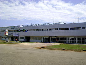 Aéroport international de Zanzibar