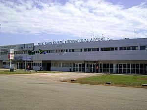 Abeid Amani Karume International Airport, 2013