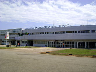 Abeid Amani Karume International Airport - Image: Abeid Amani Karume International Airport, 2013