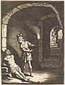 "Abraham Bosse after Claude Vignon, Illustration to Jean Desmarets' ""L'Ariane"", published 1639, NGA 60805.jpg"