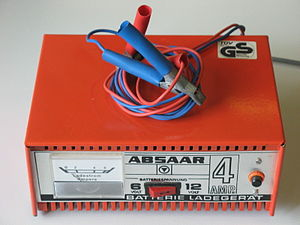 Power electronics - A battery charger is an example of a piece of power electronics