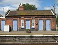 Acle railway station - former waiting rooms - geograph.org.uk - 1477368.jpg