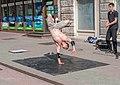 Acrobats in Budapest Street.jpg
