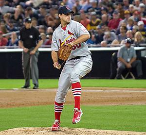 Adam Wainwright - Wainwright pitching in 2012