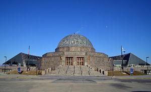 Adler Planetarium - Image: Adler external 1