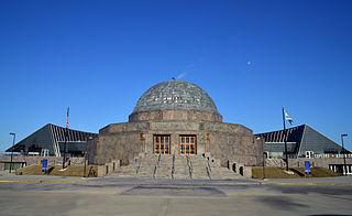 Adler Planetarium United States historic place